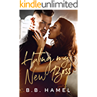 Hating My New Boss (Hate Love Book 1)
