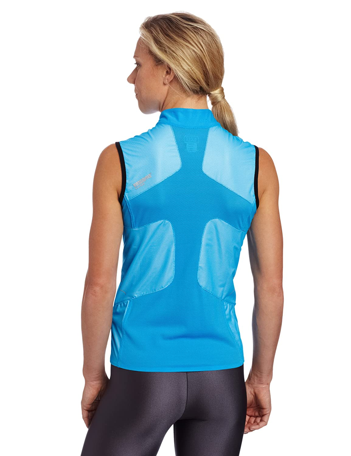 Amazon.com : Gore Running Wear Mens Magnitude 2.0 Active Shell Lady Vest, Waterfall Blue, Small : Running Jackets : Sports & Outdoors
