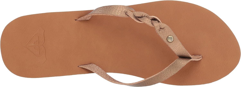 Roxy Womens Liza Sandal Flip Flop