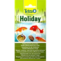Tetra Pond Holiday Food, 2 Weeks Pond Holiday Fish Food Block, 98 g