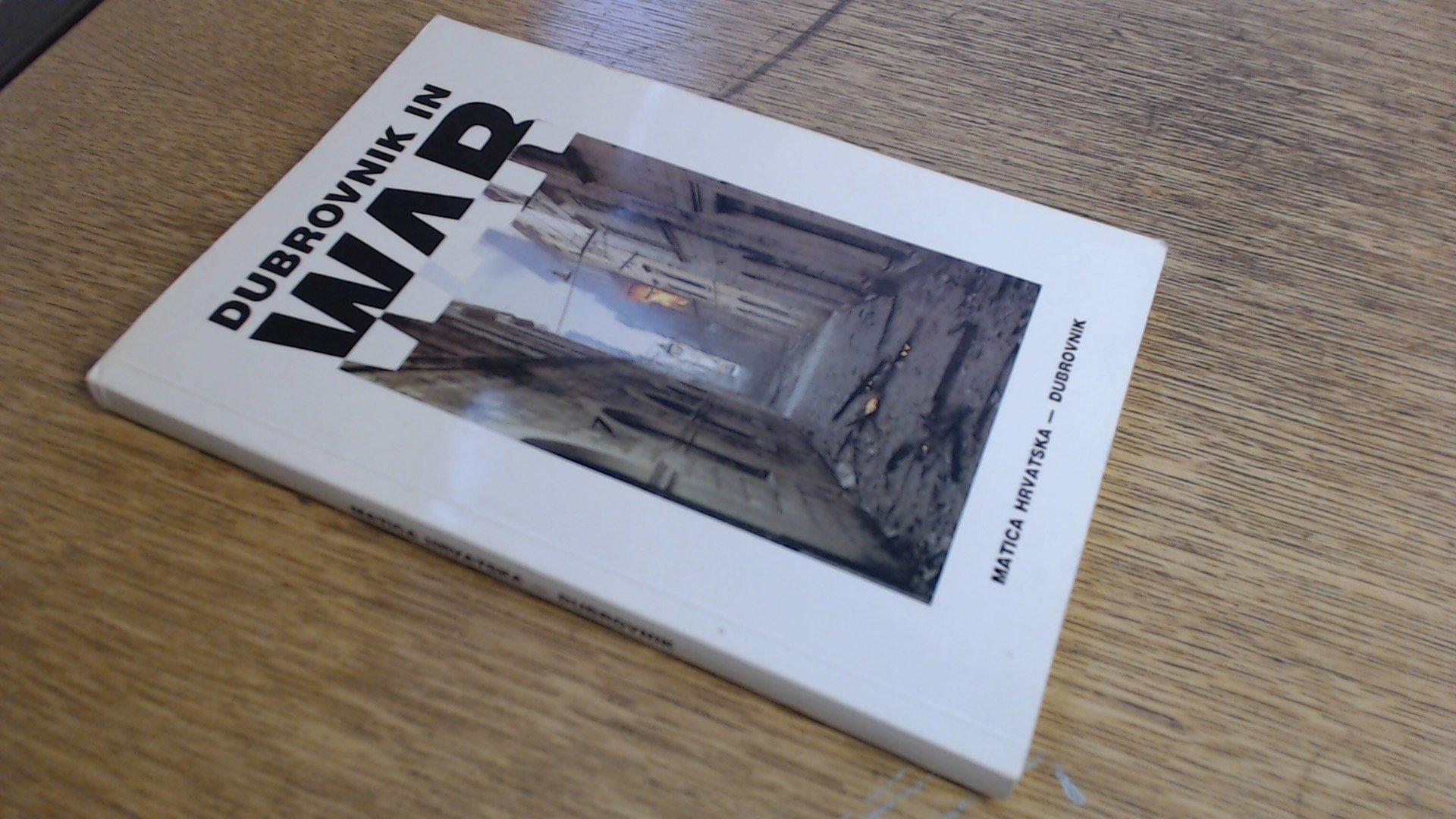 Dubrovnik in War ebook