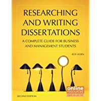 Researching and Writing Dissertations: A Complete Guide for Business and Management Students