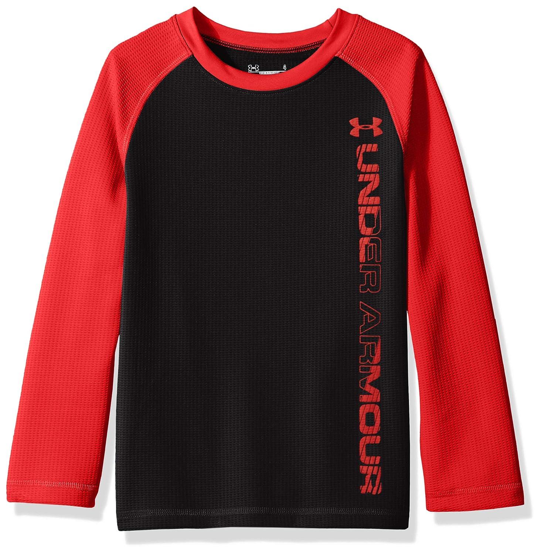 7d0a04aca342 Amazon.com: Under Armour Boys' Long Sleeve Tee Shirt: Clothing