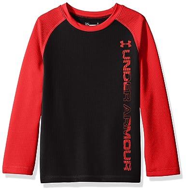 bee30f03 Amazon.com: Under Armour Boys' Long Sleeve Tee Shirt: Clothing