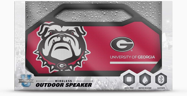 NCAA Prime Brands Group Shockbox XL Wireless Bluetooth Speaker