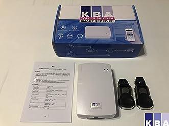 Photocell KBA Infrared Beam Sensor for Roller Shutter Garage Door NC or NO