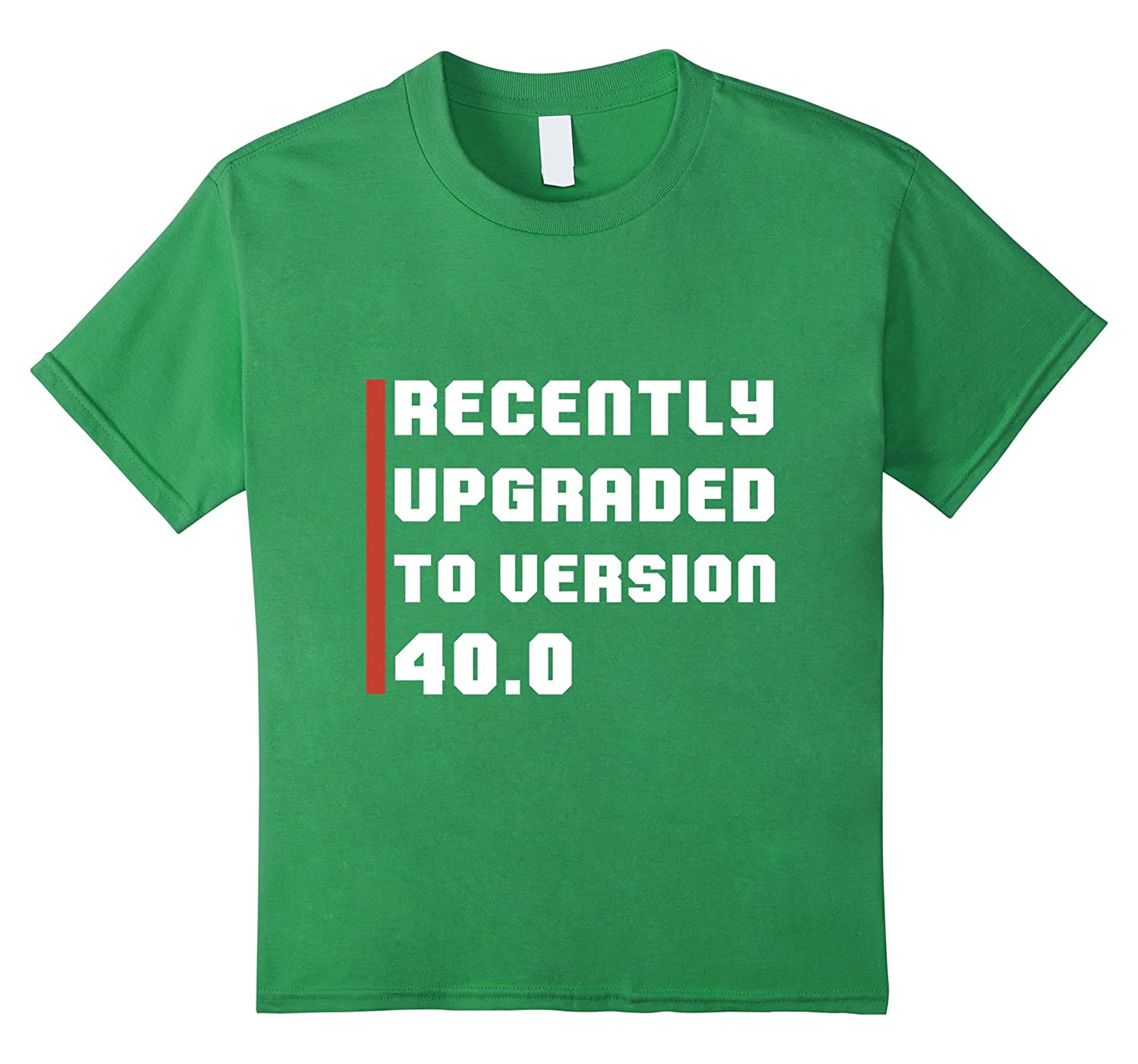40th Birthday Shirt Gift Version-Awarplus