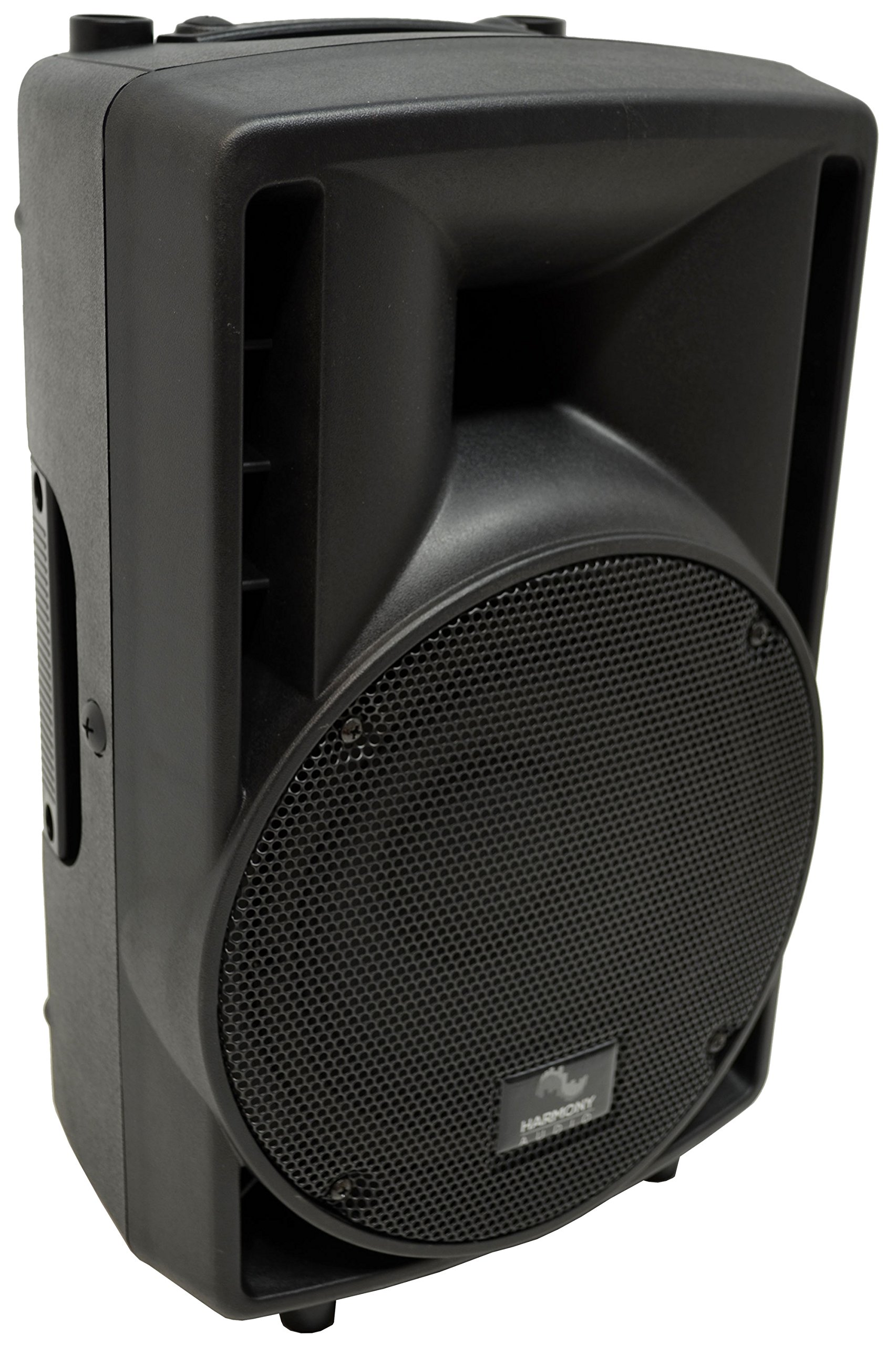 Harmony Audio HA-C8A Pro DJ Concert Series 8'' Powered 300W PA Speaker Cabinet