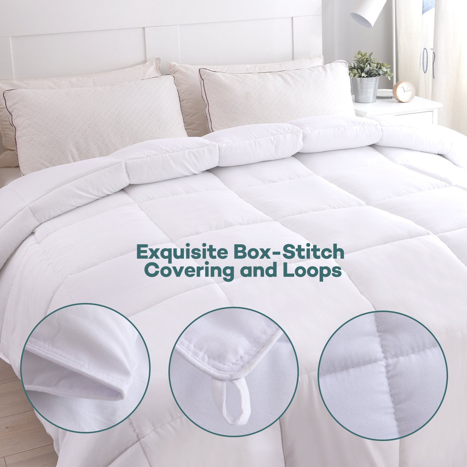 of white reviravoltta vacuum com queen down pack awesome duvet inch collection forter insert