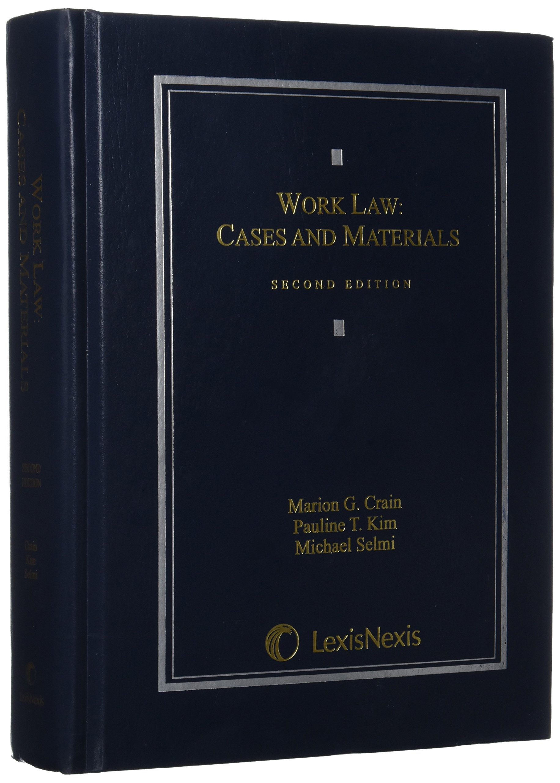 Worklaw Cases and Materials PDF