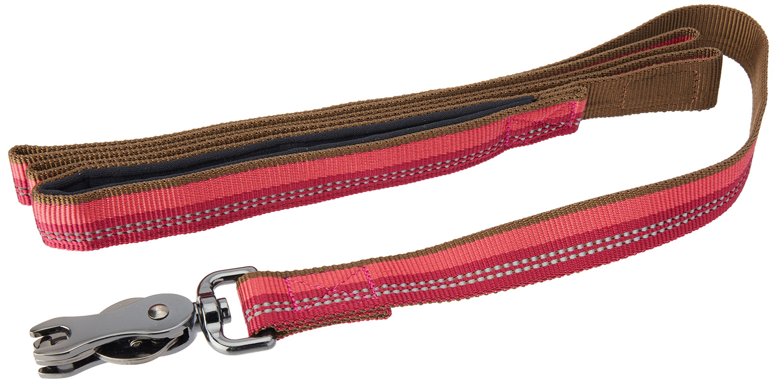 Coastal Pet Products DCP36906BRY K9 Explorer 1-Inch Leash for Dogs, 6-Feet, Berry