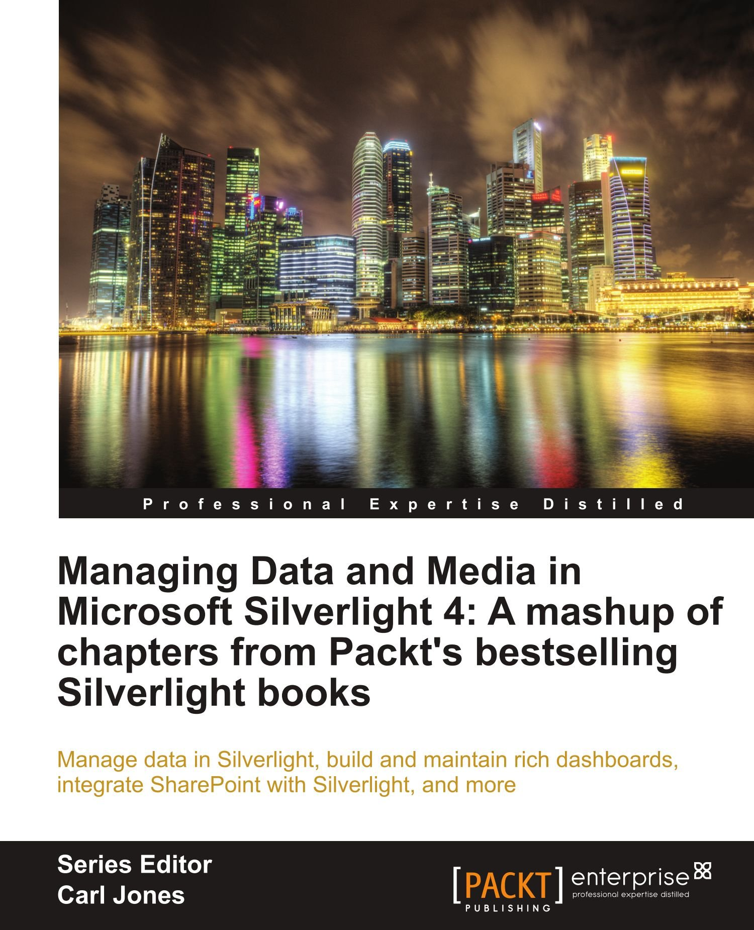 Download Managing Data and Media in Silverlight 4: A Mashup of Chapters from Packt's Bestselling Silverlight Books PDF