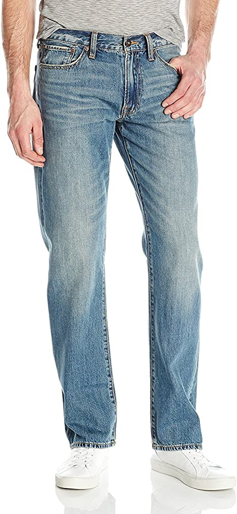 Lucky Brand Mens 361 Vintage Straight Fit Jean