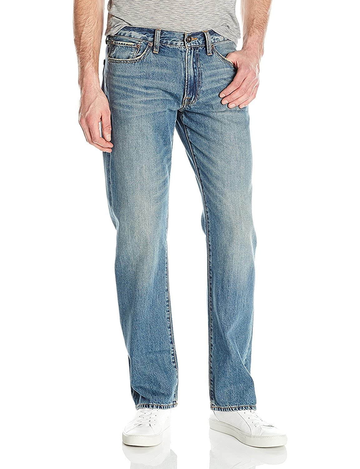 Lucky Brand Mens 361 Vintage Straight in Wheatland