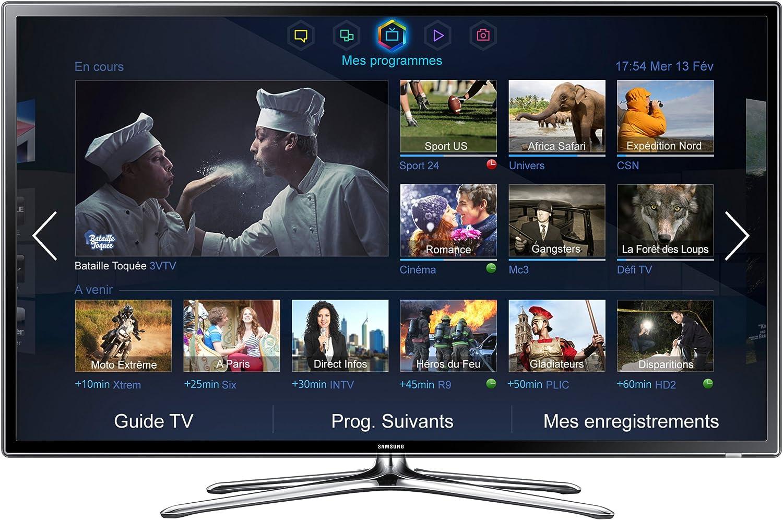 Samsung UE40F6320 LED TV - Televisor (101,6 cm (40