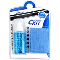 Storite 2 in 1 Screen Cleaning Kit for Laptops,Mobiles,LCD,LED,Computers KCL-1023 (120 ml)