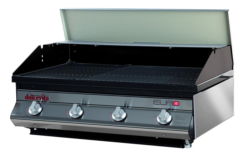cheap for discount 3cb10 d4389 Dolcevita BBQ Euro 5 Barbecue a Gas con Valvola di Sicurezza ...