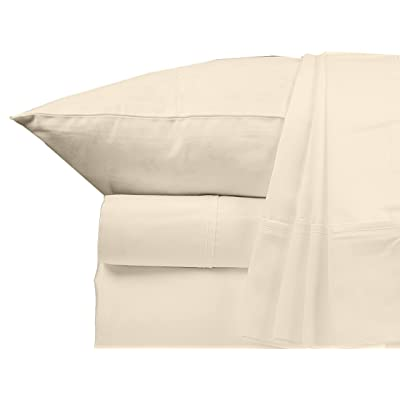 1000 TC Supreme 1 PC Fitted Sheet Egyptian Cotton Solid Colors UK Super King