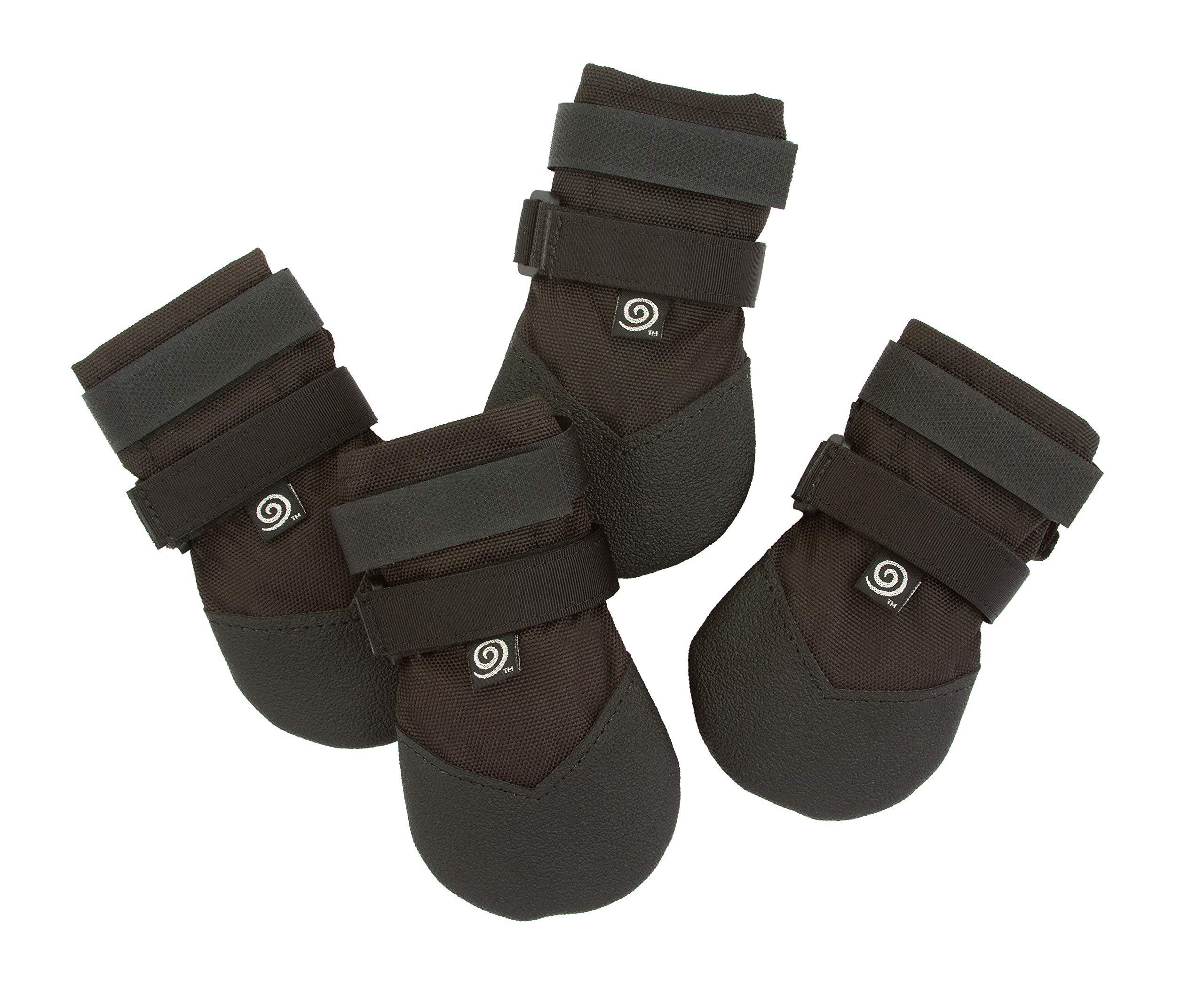 Ultra Paws Light Duty Water Resistant Dog Boots for Small, Medium and Large Dogs