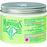 ARCILLA BLANCA & JAZMÍN mascarilla purificante 300 ml