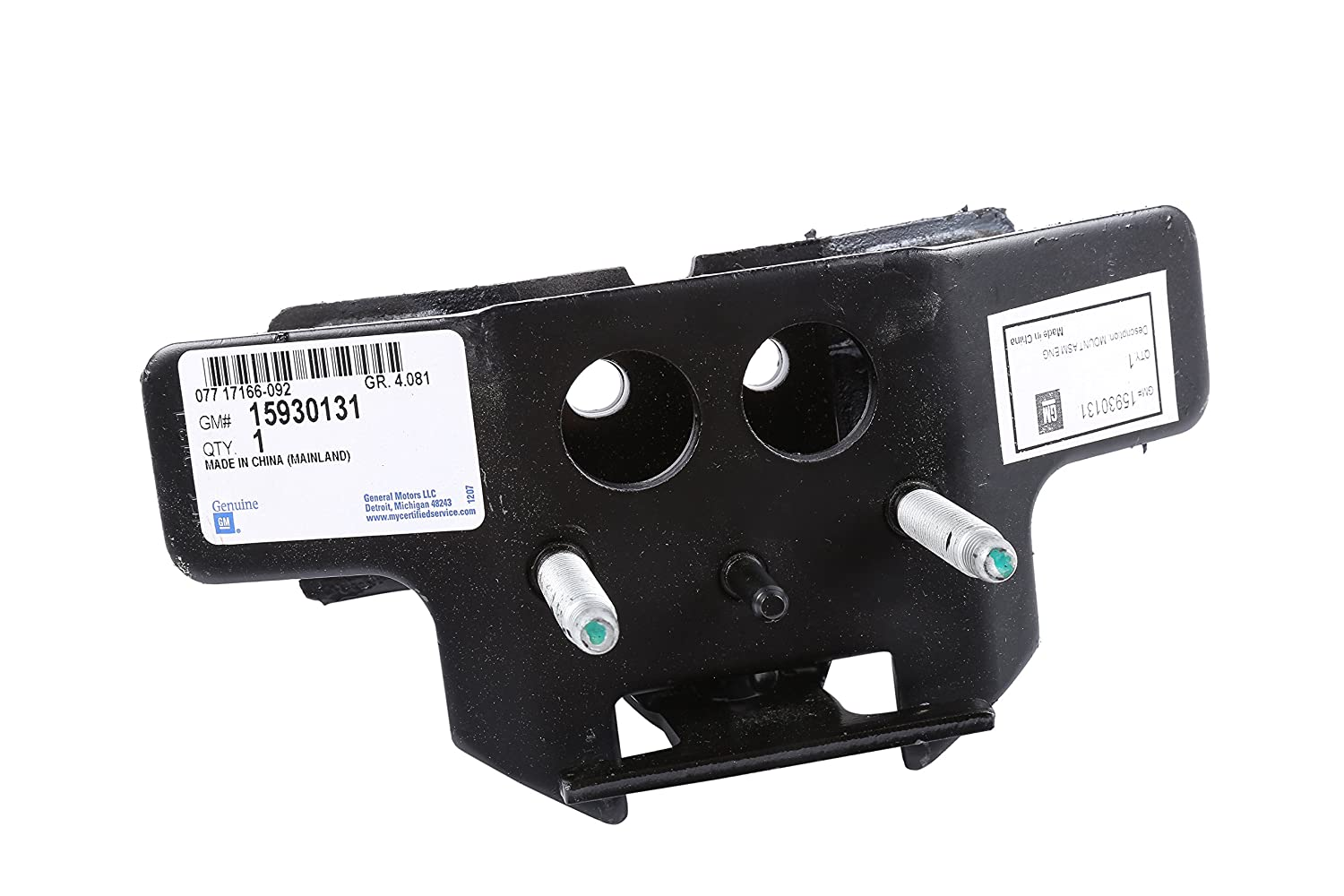 ACDelco 15930131 GM Original Equipment Rear Automatic Transmission Mount