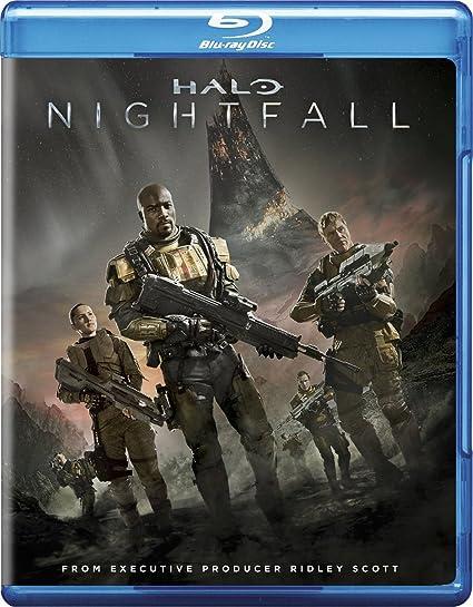 Amazon in: Buy Halo - Nightfall - Blu-ray - Microsoft Studios   2014