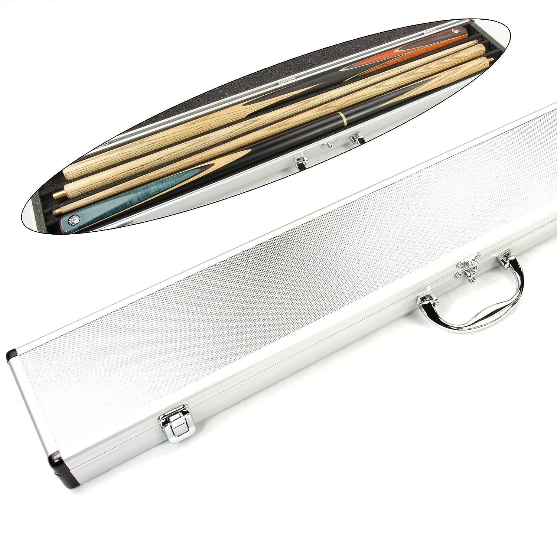 2stecche in alluminio stecca da biliardo di giunzione centrale per stecche–contiene 2stecche Jonny 8 Ball