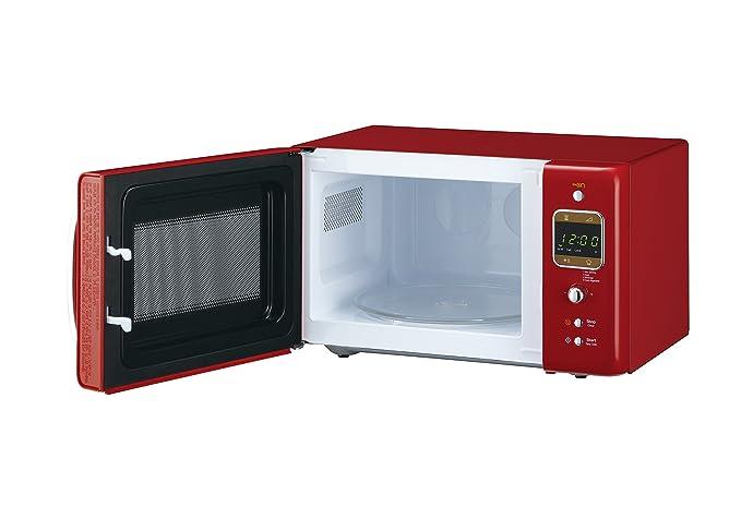 Daewoo KOG-6LBR - Microondas 20 litros digital con grill, 800 W ...