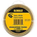 Dewalt dt20651-qz-pezzo Wire, 2mm x 68.6m for Brushcutter Dewalt dcm561p1dcm561pb and