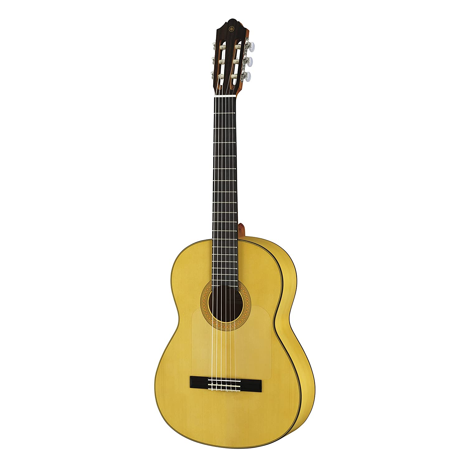 yamaha cg172sf nylon string flamenco guitar musical