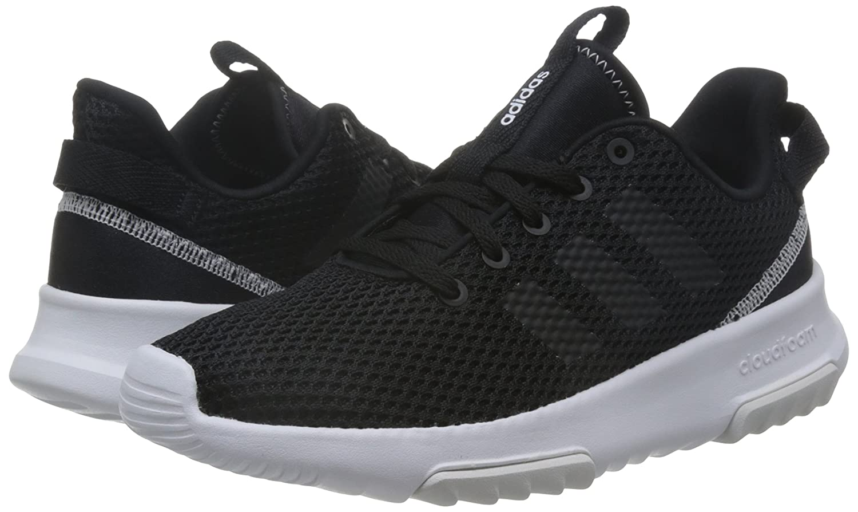 Adidas CF Racer TR, Zapatillas de Trail Running para Mujer, Negro (Negbas/Negbas/Griuno 000), 36 EU