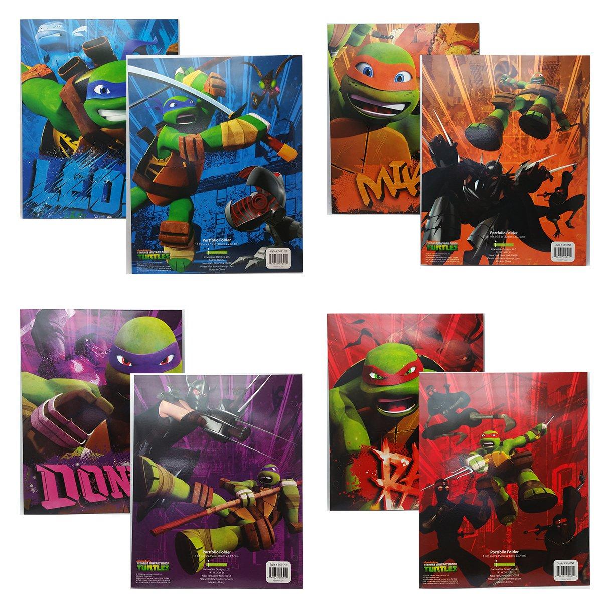 Amazon.com : TMNT Teenage Mutant Ninja Turtles Name ...
