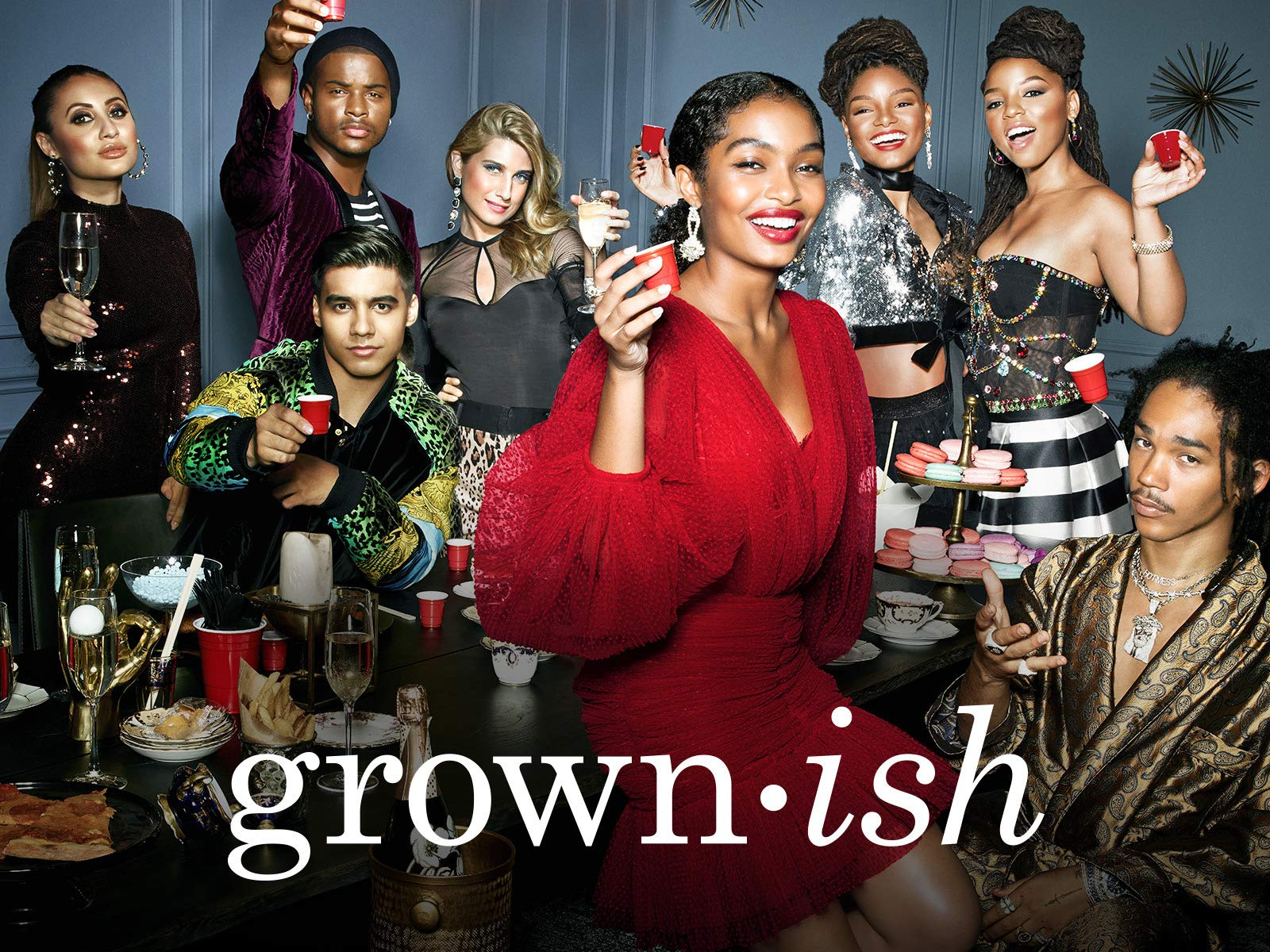 Image result for grownish season two