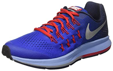 info for 23fb8 6c390 Nike Zoom Pegasus 33 Big Kids Style: 834316-402 Size: 5 Y US