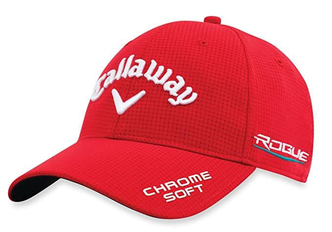 b611acac63f73 Amazon.com   Callaway Golf 2018 Tour Authentic Adjustable Hat