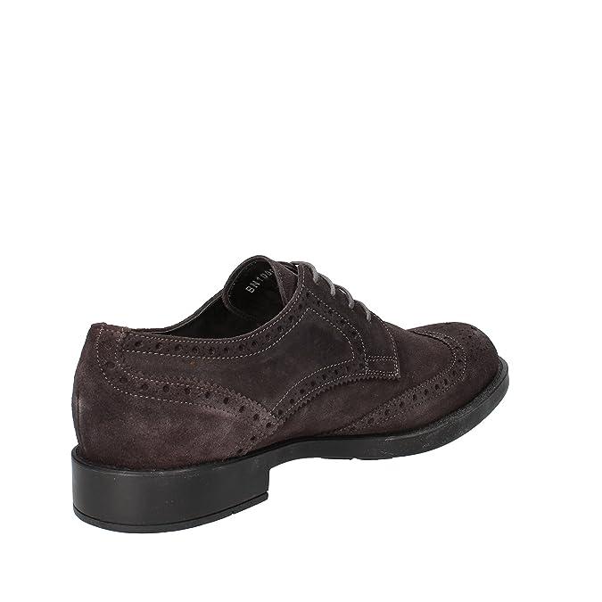 Roberto Botticelli News Zapatos Elegantes Hombre Gris Gamuza Ad02 (44 Eu) lmI9D