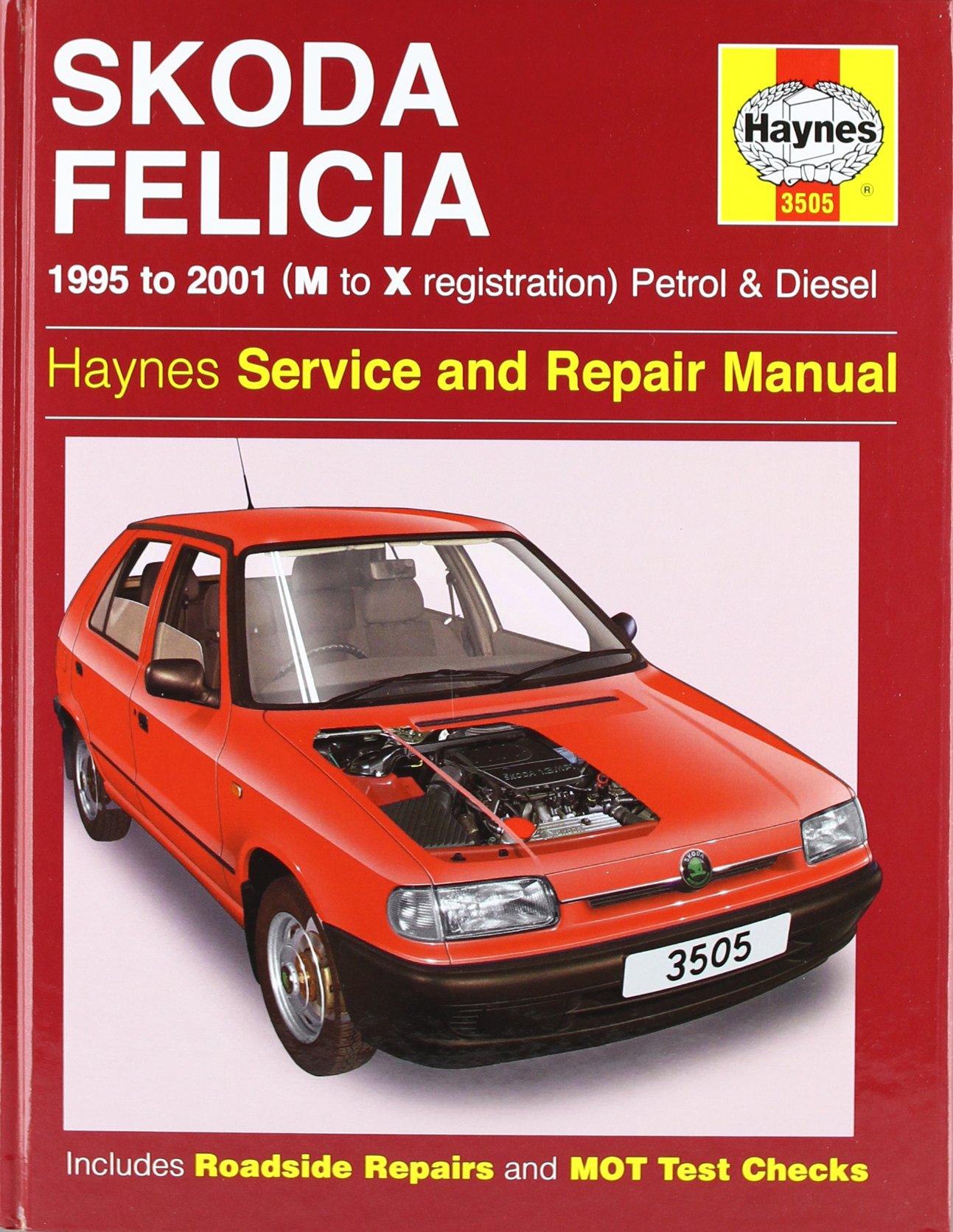 Skoda Felicia Service and Repair Manual (Haynes Service and Repair Manuals)