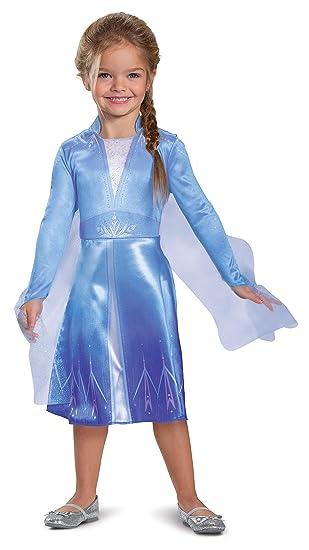 Disguise Disney Elsa Frozen 2 Classic Girls Costume