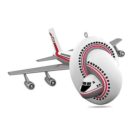 Hallmark Keepsake 2017 Airplane! the Movie Sound Christmas Ornament - Amazon.com: Hallmark Keepsake 2017 Airplane! The Movie Sound