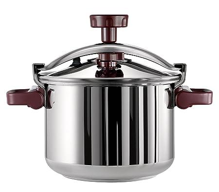 Seb Actua P0541606 Pressure Cooker 10 L Amazon Kitchen Home