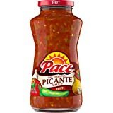 Pace Picante Sauce, Hot, 24 Ounce