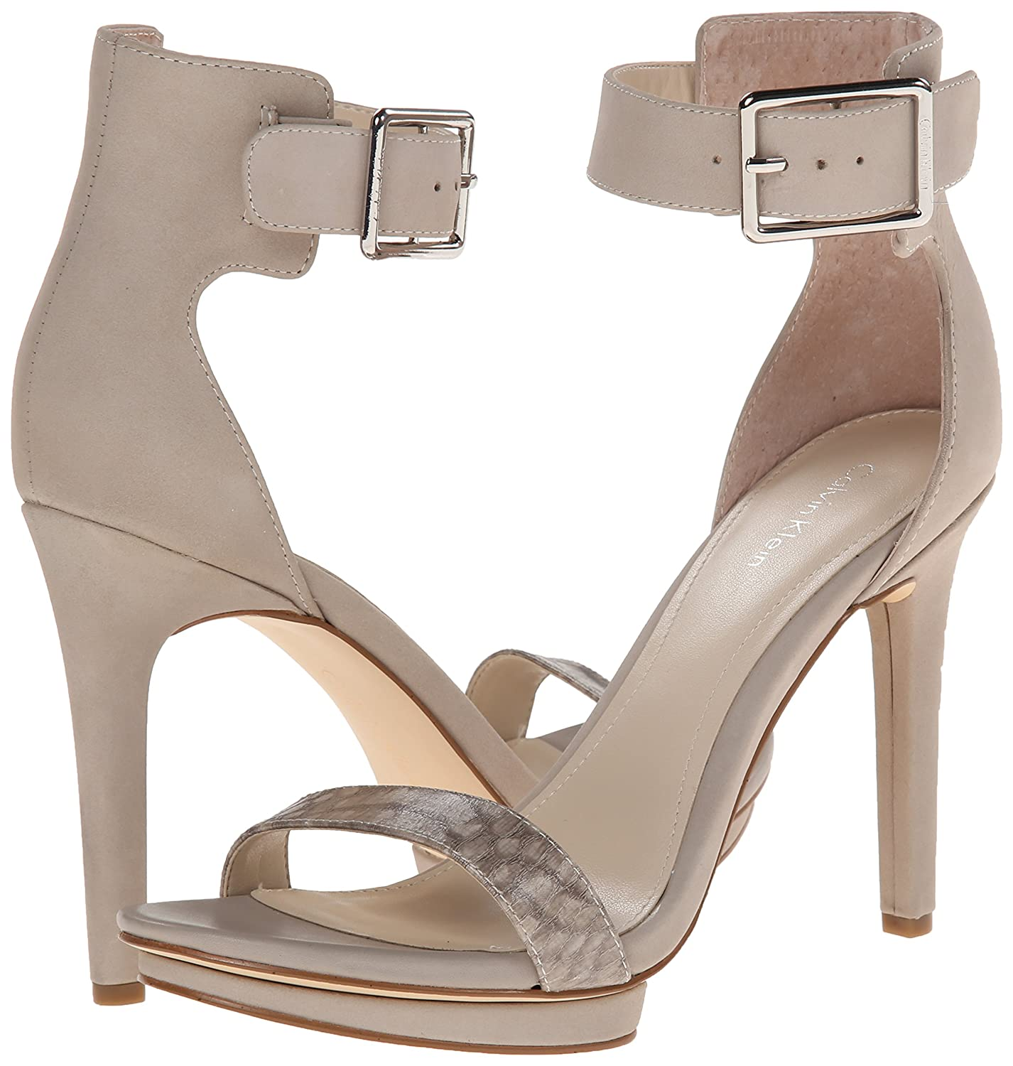 253eb3bb317 Calvin Klein Women s Vivian Dress Sandal