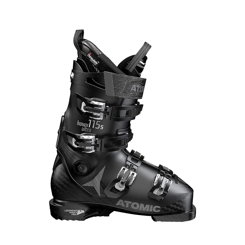 ATOMIC(アトミック) スキーブーツ HAWX ULTRA 115 S W (ホールス ウルトラ 115 S W) AE5019940 黒/白い 24X
