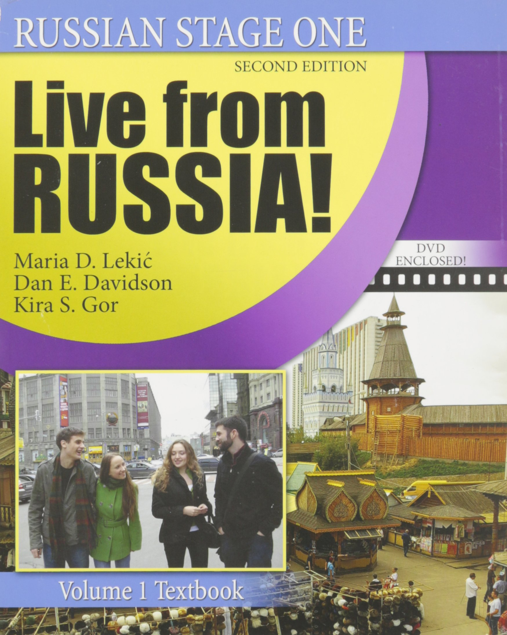 Download Live from Russia! Vol 1 ebook