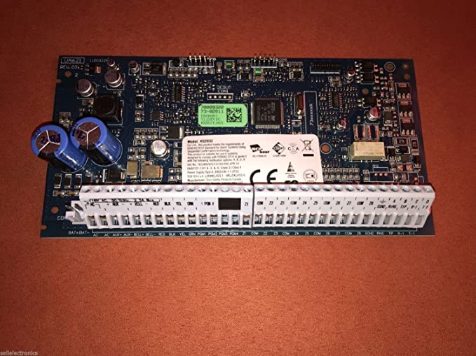 Sistema de alarma DSC HS2032 Power Series Neo Panel de ...