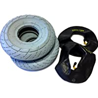 Silla 2 neumáticos 3.00 - 4 (260 x