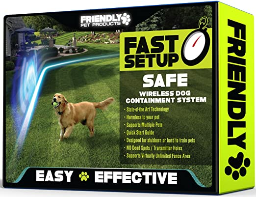 The 40 Best Pet Fences Invisible Outdoor Indoor Amp More