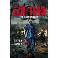 LZR-1143 T01: Contamination (French Edition) book cover