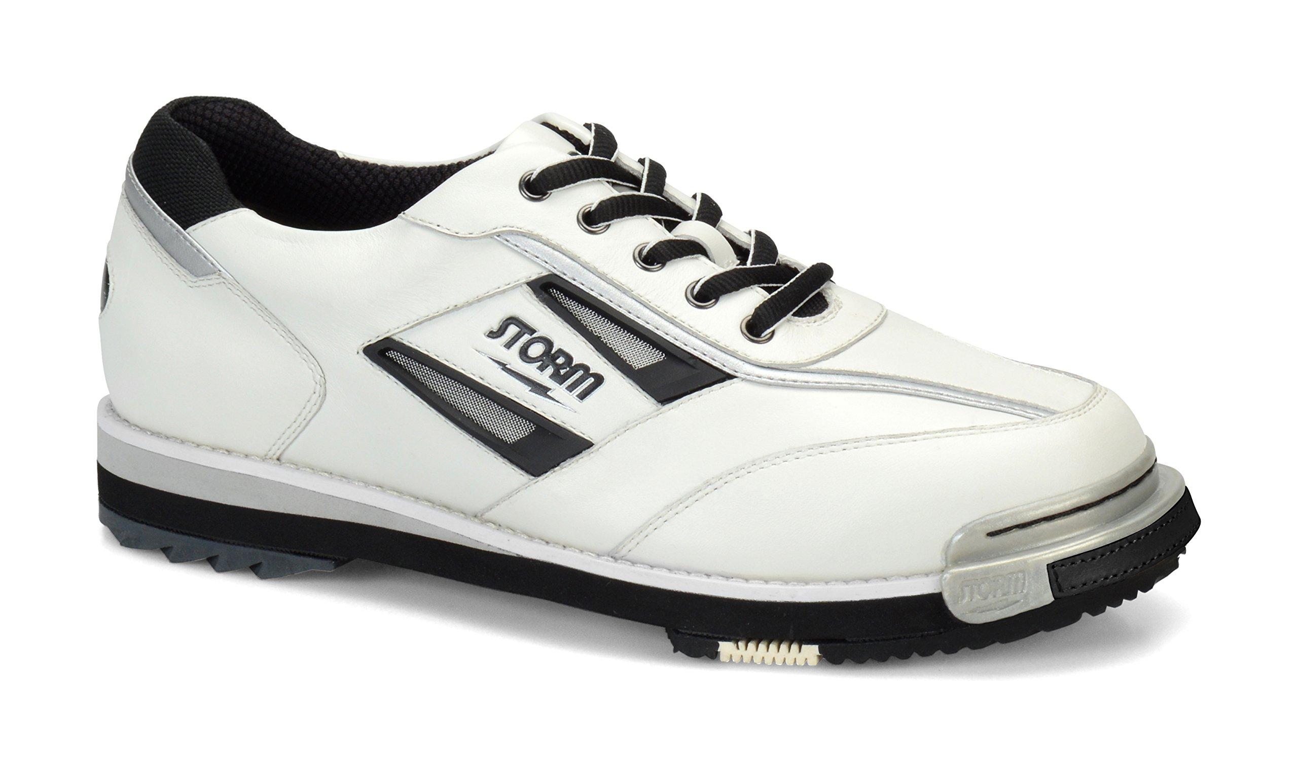 Storm SP2 901 Bowling Shoes, White/Black/Silver, 13.0