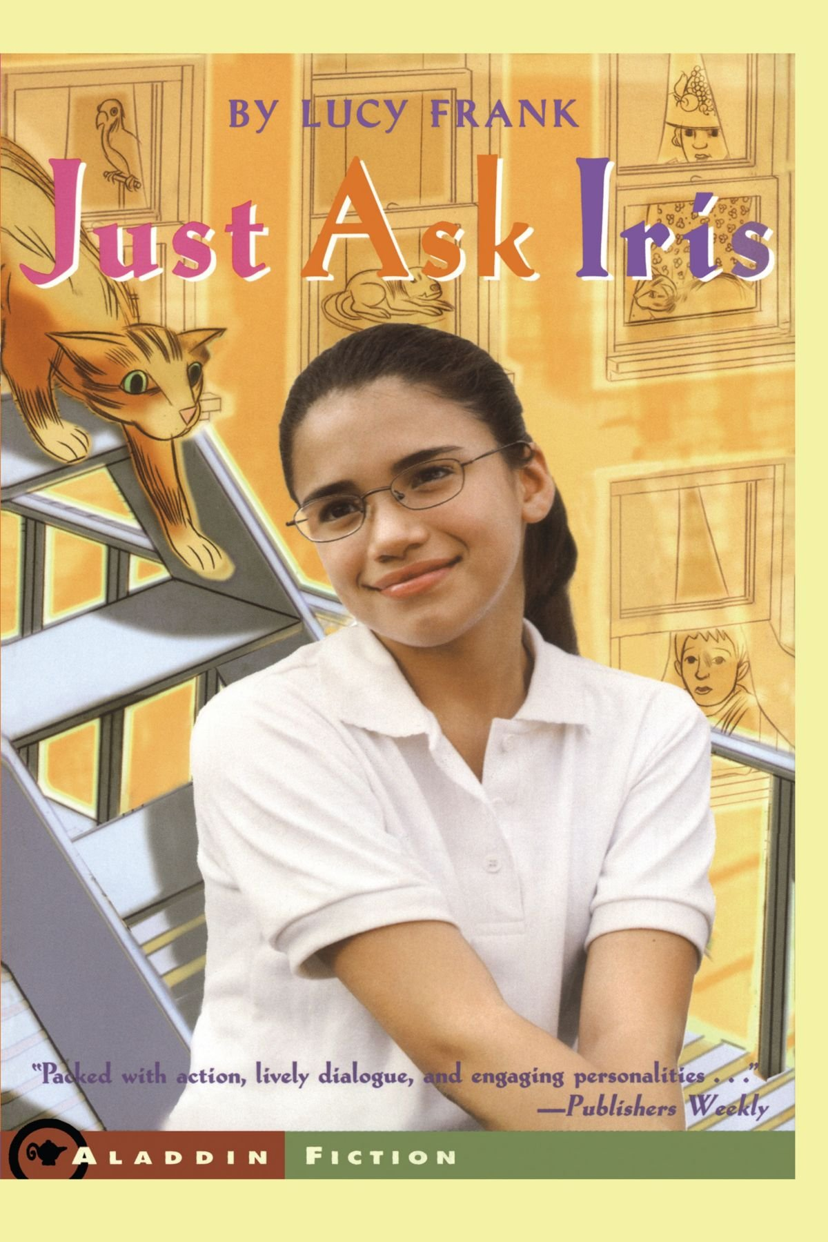Read Online Just Ask Iris PDF